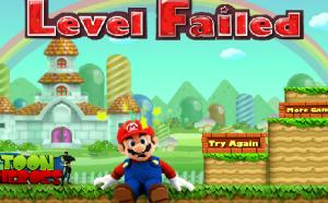 Соник Спасает Марио4