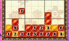 Судоку-тетрис, скриншот игры, игра, онлайн, games, бесплатно, классика, классические, тетрис