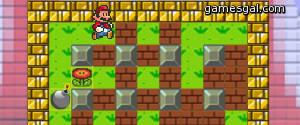 Супер Марио Бомбер, скриншот игры, mario, марио, super mario, dendy, денди, сего, сега, играть, онлайн, бесплатно, без регистрации, бесплатные, флеш, флэш, flash, игры, игра, games