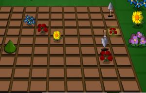Цветущий сад3