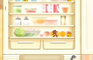 Том и Джерри. Холодильник