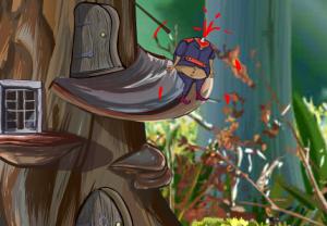 Ужасное Растение 23