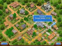 Веселая ферма 2, скриншот игры,