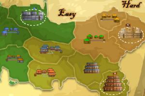 Войны Замков 22