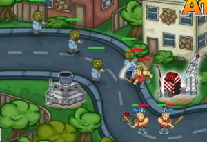Защита от зомби