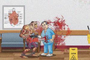Зомби воин 23