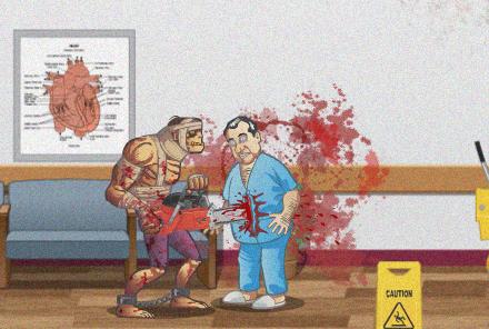 Игры зомби воин 2