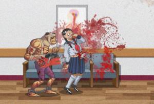 Зомби воин 24