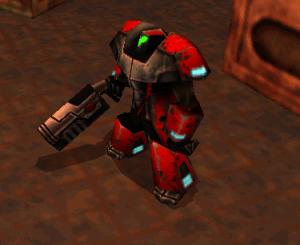игра Боевые роботы