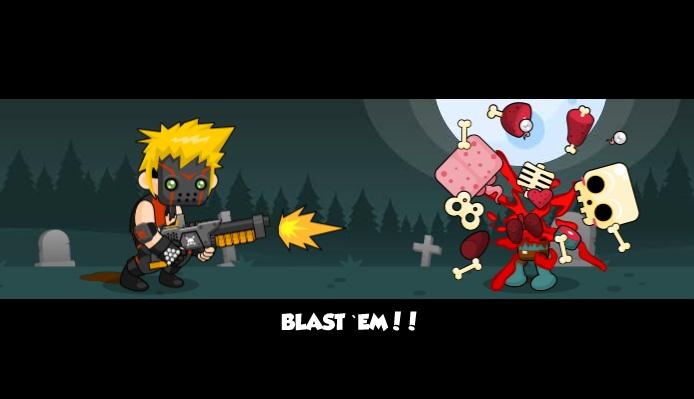 Скриншоты к игре убей зомби