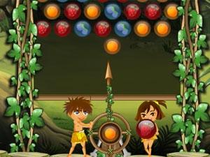 jungle-shooter, шарики, пузырьки, стрельба шариками, играть, онлайн, бесплатно, без регистрации, бесплатные, флеш, флэш, flash, игры, игра, games